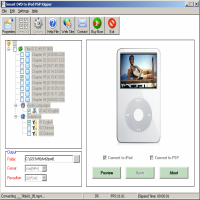321Soft DVD to iPod PSP Ripper for tomp4.com
