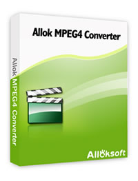 Allok MPEG4 Converter for to mp4