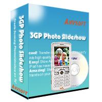 AnvSoft 3GP Photo Slideshow for tomp4.com