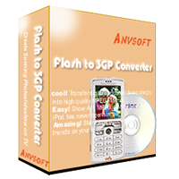 AnvSoft Flash to 3GP Converter for to mp4