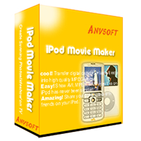 AnvSoft iPod Movie Maker for tomp4.com