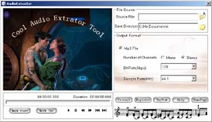 Cool Audio Extractor 1.25