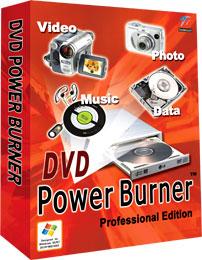 DVD Power Burner 2006 Pro