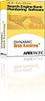 Dynamic Web Ranking