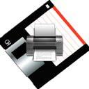 Floppy Disk Labeler