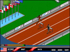 Grab The Glory - 110 Meter Hurdles