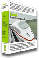 Kazaa Acceleration Patch  for to mp4