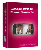 Lenogo DVD to iPhone Converter Platinum