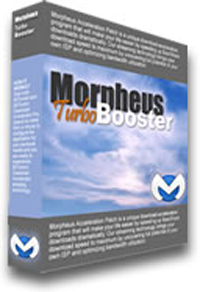 Morpheus Turbo Booster  for to mp4