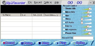 Mp3 Recorder Splitter&Joiner