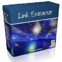 Tukanas Link Extractor