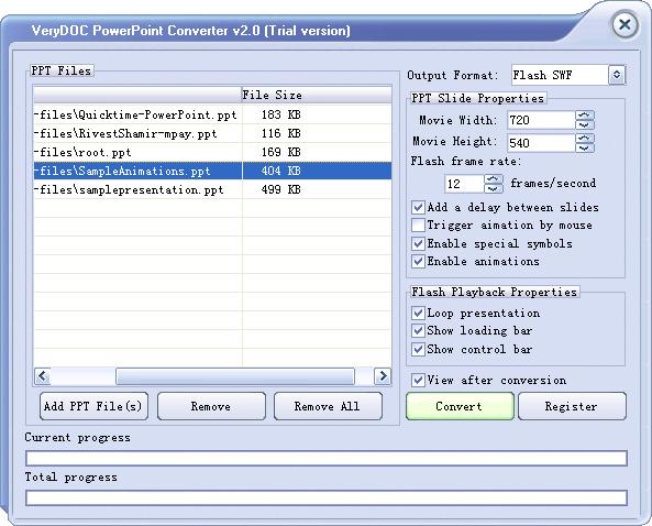VeryDOC PowerPoint Converter