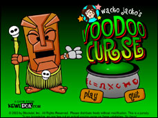 Wacko Jacko Voodo Curse