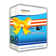 Wondershare PSP Video Suite for to mp4