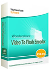 Wondershare Video to Flash Encoder for to mp4