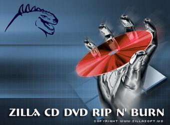 Zilla CD-DVD Rip N' Burn