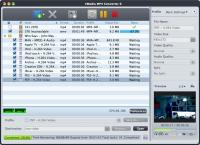 4Media MP4 Converter 7.7.2.20130805 screenshot. Click to enlarge!