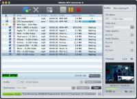 4Media MP4 Converter 7.7.2.20130805 screenshot. Click to enlarge!