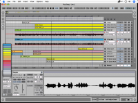 Ableton Live 9.1.4 screenshot. Click to enlarge!