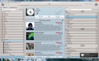 Amarok 2.8.0 screenshot. Click to enlarge!