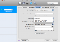 Apple Airport Utility 6.3.1 screenshot. Click to enlarge!