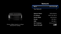 Apple TV Firmware 6.2.11D257c screenshot. Click to enlarge!