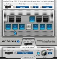 Auto-Tune EFX 2.1.2 screenshot. Click to enlarge!