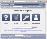 Bugzilla 4.4.5 screenshot. Click to enlarge!