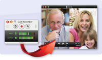 Call Recorder for Skype 2.5.9 screenshot. Click to enlarge!