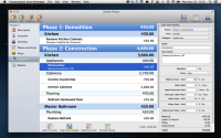 Construction Cost Estimator 1.6.3 screenshot. Click to enlarge!
