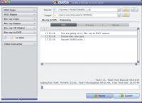 DVDFab 9.1.6.6 screenshot. Click to enlarge!
