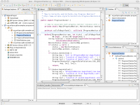 Eclipse SDK 4.3.2 screenshot. Click to enlarge!