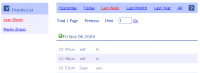 Facebook Chat History Manager 1.5 screenshot. Click to enlarge!