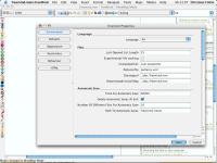 FreeMind 1.0.1 screenshot. Click to enlarge!