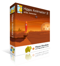 Hippo Animator 2.4.4811 Beta screenshot. Click to enlarge!