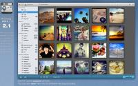 PhotoDesk 2.3.7 screenshot. Click to enlarge!