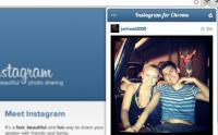 Instagram for Chrome 4.6.3 screenshot. Click to enlarge!