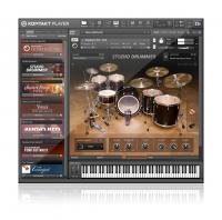 KONTAKT Player 5.2.1 screenshot. Click to enlarge!
