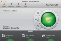 Kaspersky Internet Security 2014 14.0.0.177 screenshot. Click to enlarge!