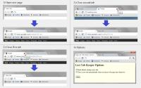 Last Tab Keeper 1.2.5 screenshot. Click to enlarge!