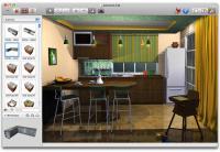 Live Interior 3D Standard 2.9.3 Build 592 screenshot. Click to enlarge!