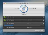 Mac DVDRipper Pro 4.0.6 screenshot. Click to enlarge!