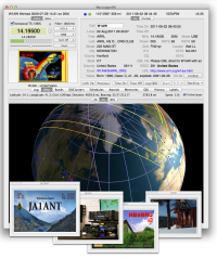 MacLoggerDX 5.46 screenshot. Click to enlarge!