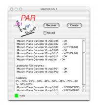 MacPAR deLuxe 4.4.1 screenshot. Click to enlarge!