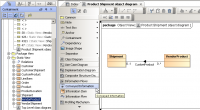MagicDraw UML 17.0.4 screenshot. Click to enlarge!