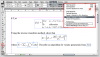 MathMagic Pro for InDesign 8.9 screenshot. Click to enlarge!