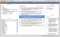 Mendeley Desktop 1.11 screenshot. Click to enlarge!