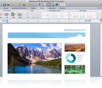 Microsoft Office 2011 14.3.9 screenshot. Click to enlarge!