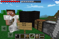 Minecraft 1.8 screenshot. Click to enlarge!