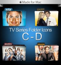 New TV Series Folders  screenshot. Click to enlarge!